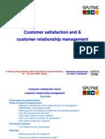 Customer Satisfaction Romania URTP