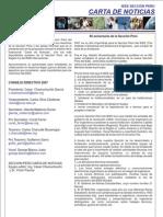 Carta de Noticias IEEE  Sección Perú Setiembre - Octubre 2007