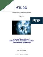 ¿Hacia el Quanticismo?