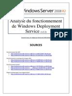 Analyse du fonctionnement de WDS (tuto de A à Z)
