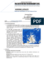 NDRRMC Update on Effects of LPA - 15 Feb 2012