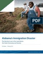 Alabama's Immigration Disaster