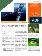Inovação e consultoria PRIMEIRO E SEGUNDO ENCONTROS