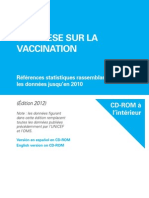 UNICEF 2012ed Immunization Summary (French)
