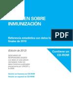 UNICEF 2012ed Immunization Summary (Spanish)