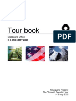 Us Tour Book