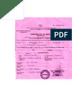 Prerna Born Binnaguri 04 Feb 1982 Birth Certificate Dt 31 Jan 2012