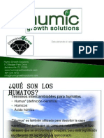 Acido Humico Humic Growthn Spanish
