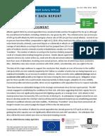 ANSO Quarterly Data Report Q1 2011