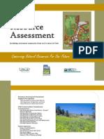 Utah Agriculture Resource Assessment 2012