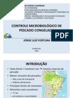 Microbiologia do Pescado Congelado
