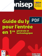 Guide Lyceen 1re Web