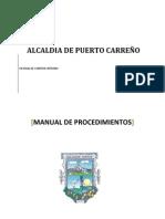 Manual de Procedimientos Ingrid