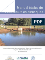 Manual Basico de Piscicultura en Estanques