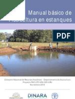 Manual Basico de Piscicultura en Estanques