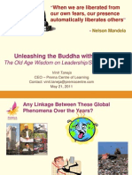 Unleashing the Buddha Within for ISB CEE Delhi Chapter May 2011 Participant Copy