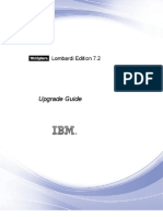WebSphere Lombardi Edition-7.2.0-Upgrade Guide