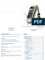 OT-710 - User Manual - Spanish
