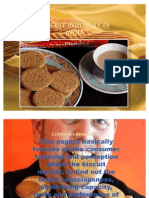 Biscuit Industry in India