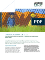 Education of Dc - Final