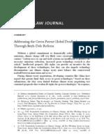Yale Law Journal-- Reforming Bayh-dole