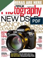 Popular Photography - November 2008