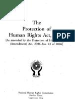 National Human Rights Act