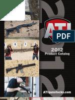 Advanced Technology International 2012 Catalog