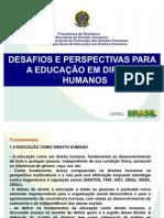 Apresentação CGEDH - UFPE