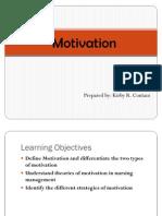 Directing Motivation