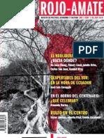 Rojo-amate, nº 01, julio-agosto 2010
