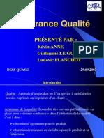Assurance Qualite 4
