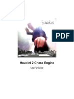 Houdini 2 Chess Engine - User's Guide
