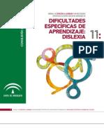 11. Dificultades Específicas de Aprendizaje- Dislexia
