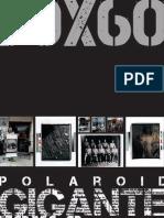 Catálogo exposición Polaroid Gigante