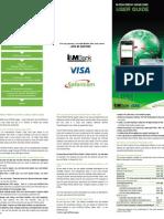 M-pesa Prepay Safari Card User Guide