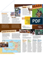 Haiti REACH Program Brochure