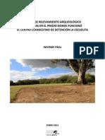 Informe Final La Escuelita - Memoria Abierta