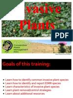 Master Gardeners Invasives Hybrid