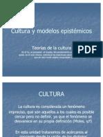 Cultura y modelos epistémicos