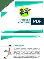 Lesson 04 Present Continius