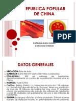 China y Panama