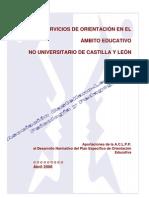 Orientacion Educativa Castilla y Leon