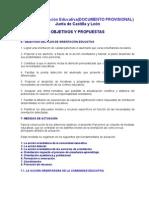 Orientacion Educativa Plan Castilla y Leon