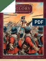 Field of Glory- Renaissance- The Age of Pike and Shot by Richard Bodley Scott- Nik Gaukroger Charles Masefield
