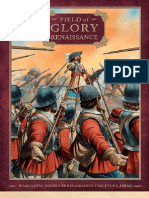Field of Glory- Renaissance- The Age of Pike and Shot by Richard Bodley Scott- Nik Gaukroger Charles Masefield