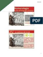 Curso numerología 1de4 - Patricio Espinoza