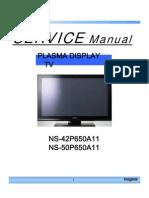 Insigina 42p650a11 SVC