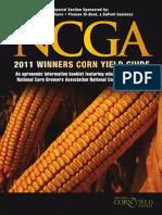 2011 National Corn Yield Guide
