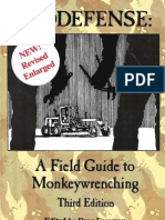 ecodefense-a field guide to monkey wrenching